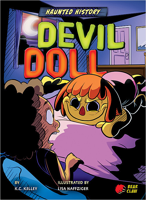 Cover: Devil Doll