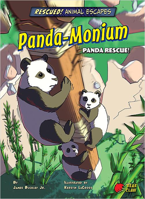 Cover: Panda-Monium