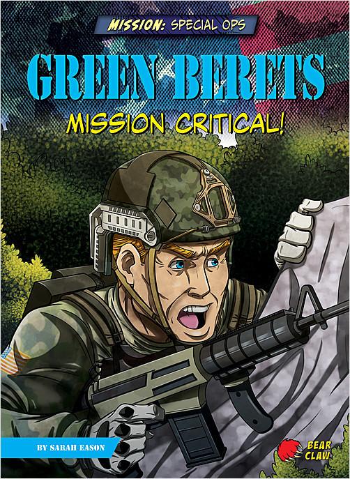 Cover: Green Berets