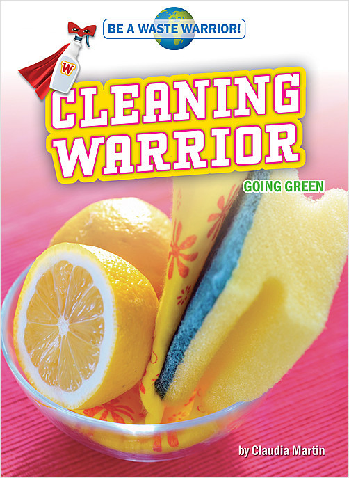 Cover: Cleaning Warrior