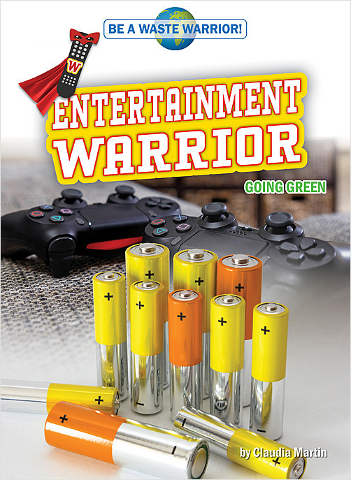 Cover: Entertainment Warrior