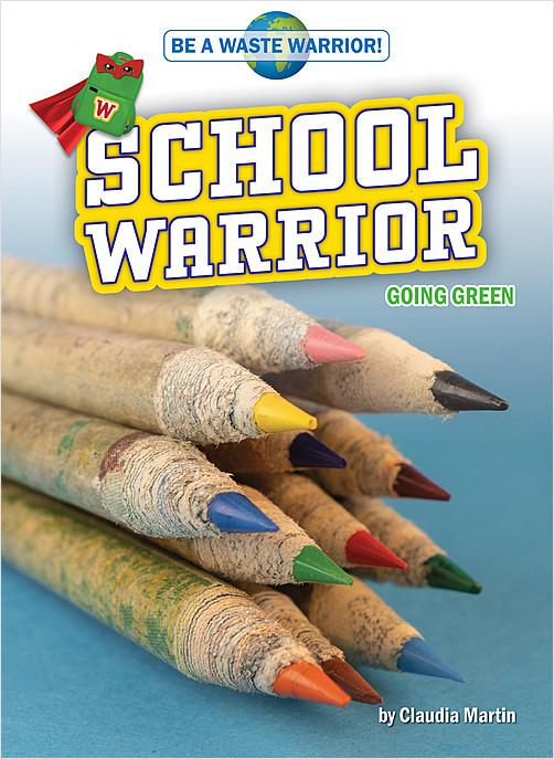 Cover: School Warrior
