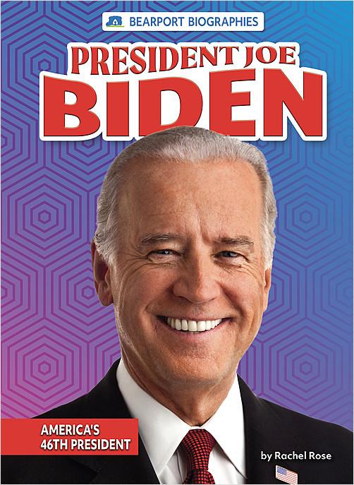Cover: President Joe Biden