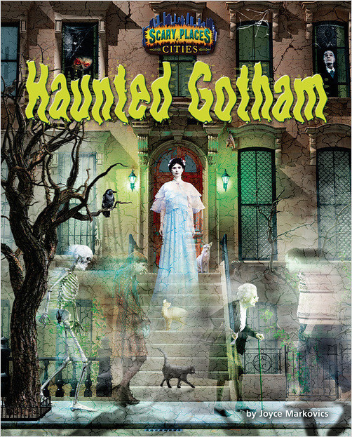 Cover: Haunted Gotham