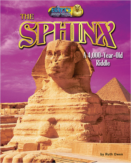 Cover: The Sphinx