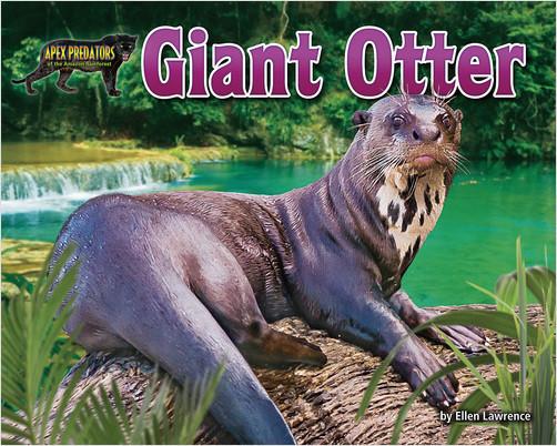 Cover: Giant Otter