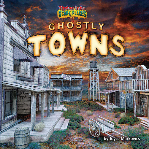 Cover: Ghostly Towns