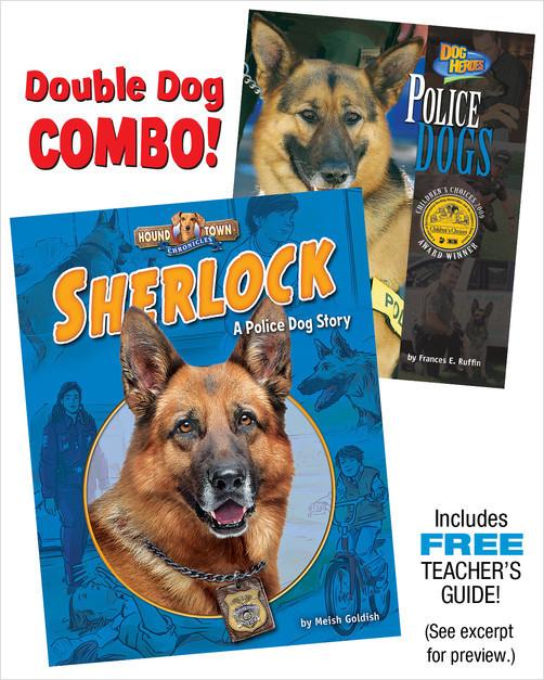 Cover: Sherlock: A Police Dog Combo