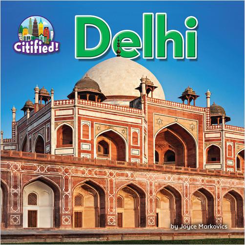 Cover: Delhi