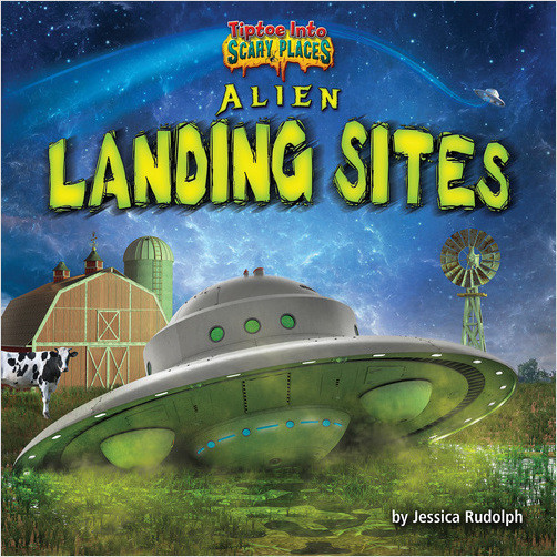 Cover: Alien Landing Sites