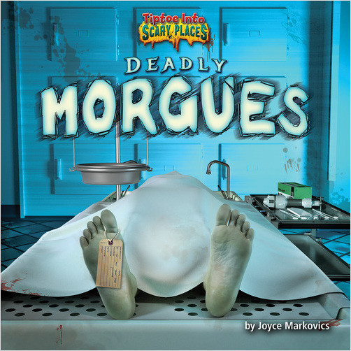 Cover: Deadly Morgues