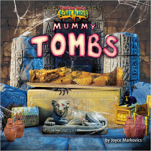 Cover: Mummy Tombs