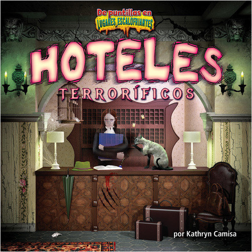 Cover: Hoteles terroríficos (Horror Hotels)