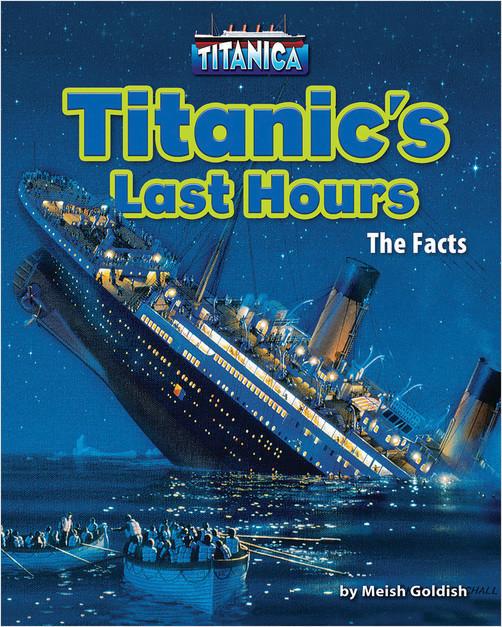 Cover: Titanic's Last Hours