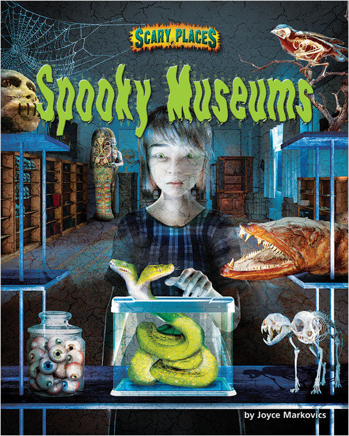 Cover: Spooky Museums