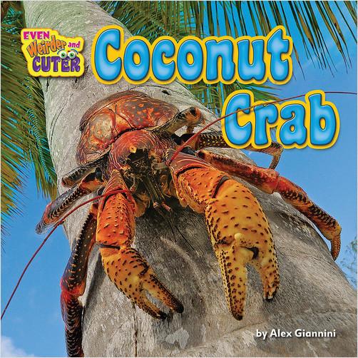 Cover: Coconut Crab