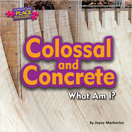 Cover: Colossal and Concrete