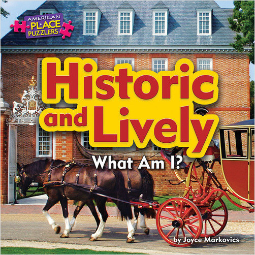 Cover: Historic and Lively