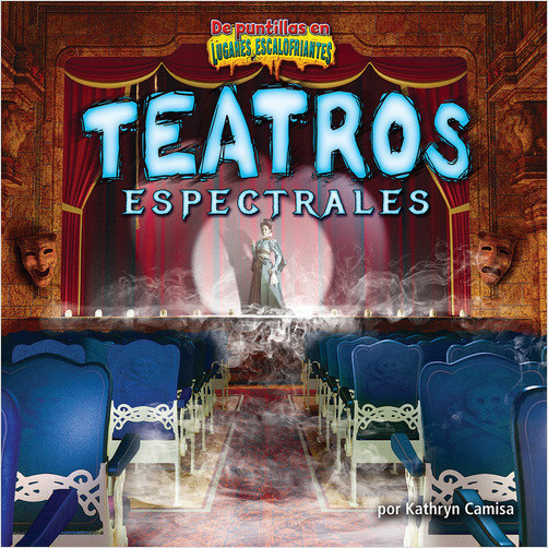 Cover: Teatros espectrales (Ghostly Theaters)