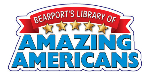Cover: Bearport's Library of Amazing Americans