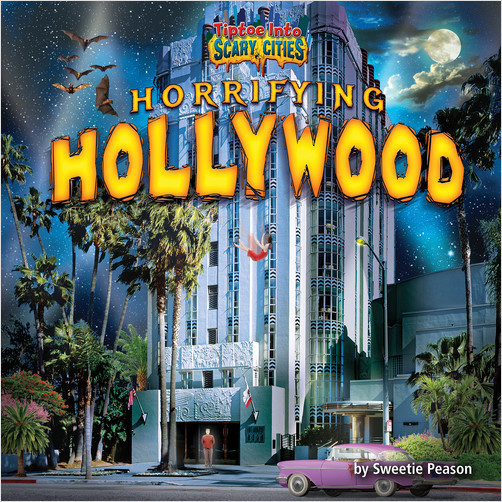 Cover: Horrifying Hollywood