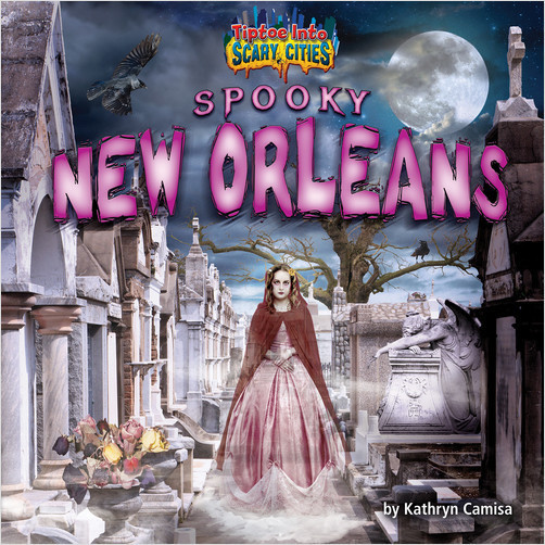 Cover: Spooky New Orleans