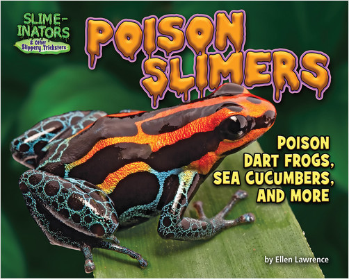 Cover: Poison Slimers