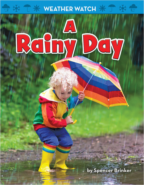 Cover: A Rainy Day