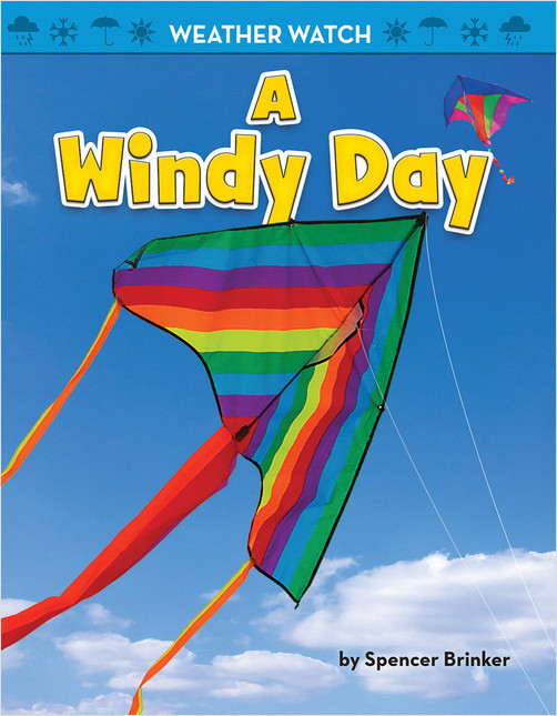 Cover: A Windy Day