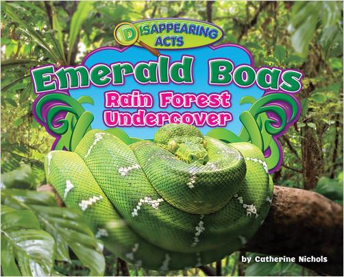 Cover: Emerald Boas