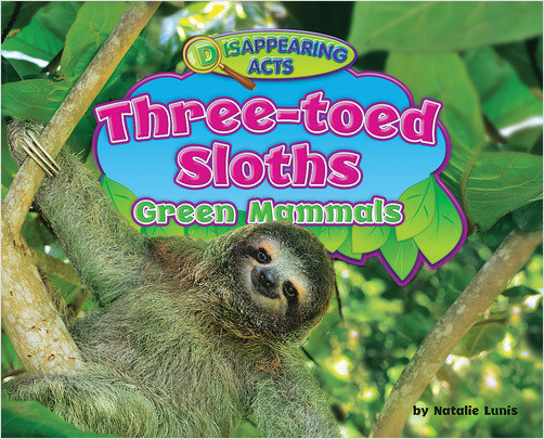 Cover: Three-toed Sloths