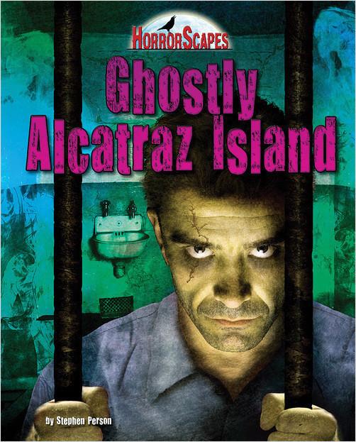 Cover: Ghostly Alcatraz Island
