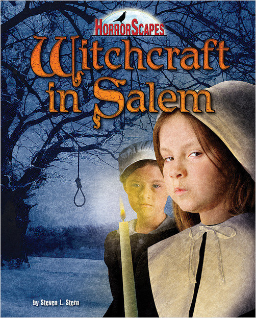 Cover: Witchcraft in Salem