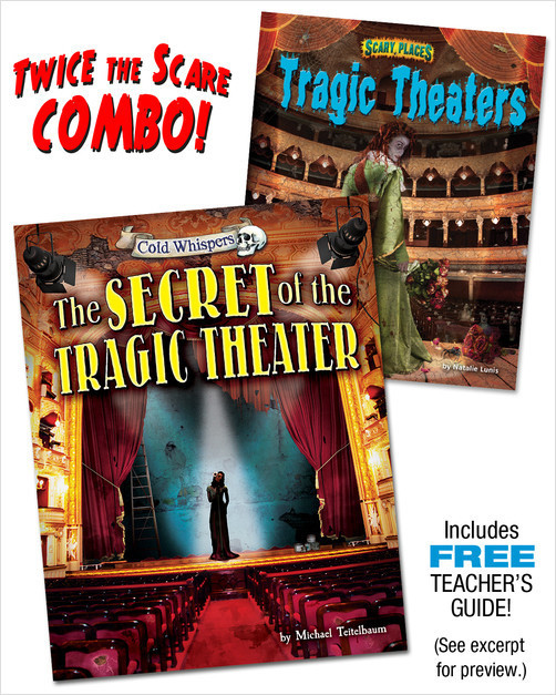 Cover: The Secret of the Tragic Theater/Tragic Theaters (paired combo)