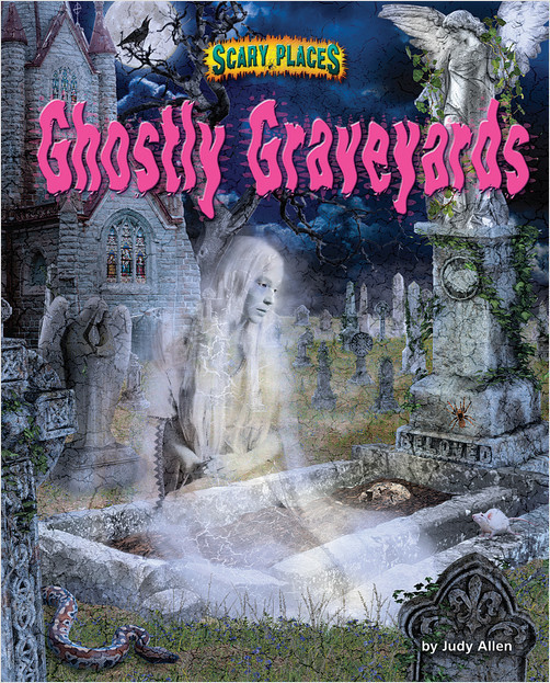 Cover: Ghostly Graveyards