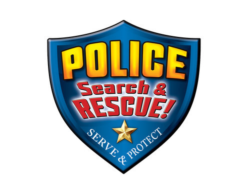 Cover: Police: Search & Rescue!