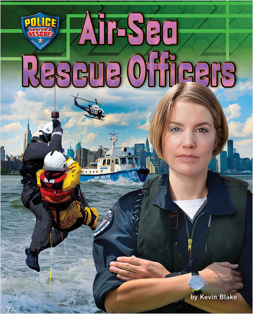 Cover: Air-Sea Rescue Officers