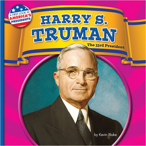 Cover: Harry S. Truman
