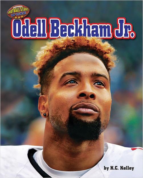 Cover: Odell Beckham Jr.
