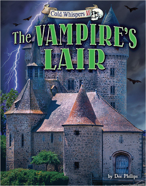 Cover: The Vampire's Lair