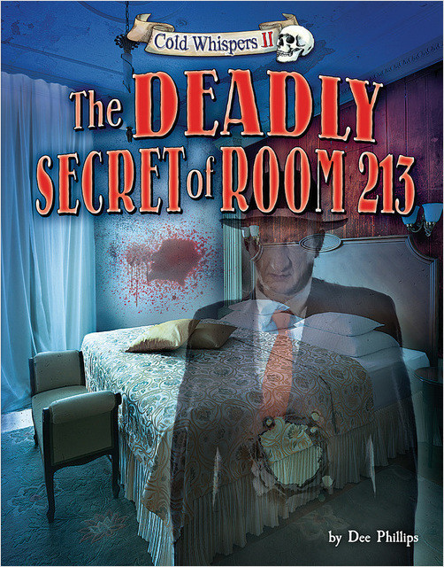 Cover: The Deadly Secret of Room 213