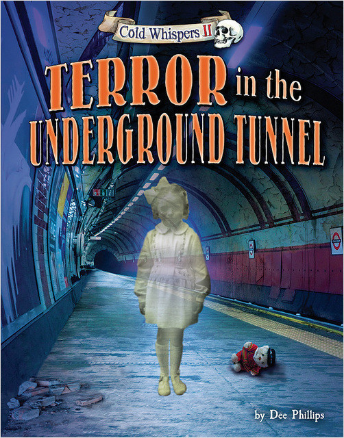 Cover: Terror in the Underground Tunnel