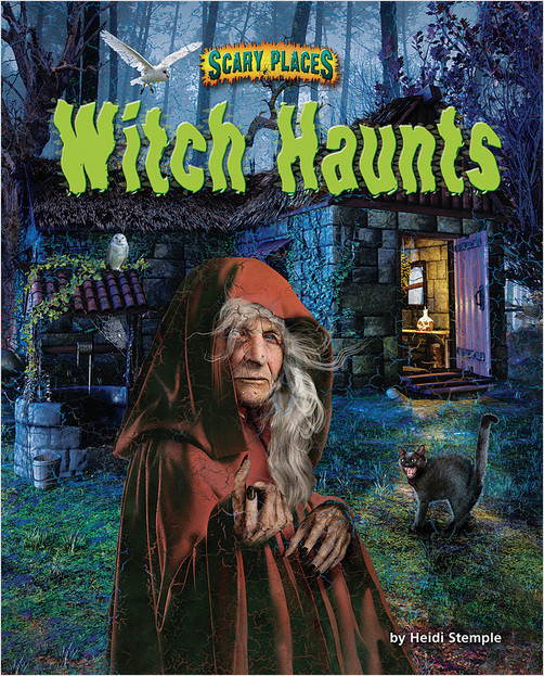 Cover: Witch Haunts