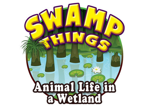 Cover: Swamp Things: Animal Life in a Wetland