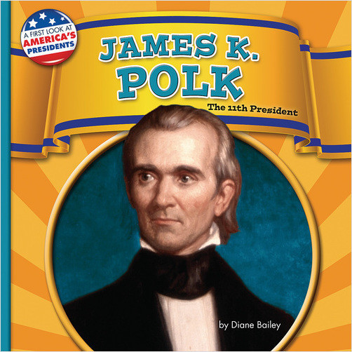Cover: James K. Polk