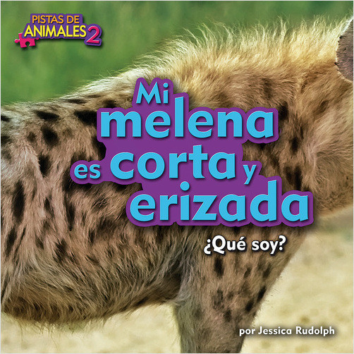 Cover: Mi melena es corta e hirsuta (My Mane Is Short and Spotted)