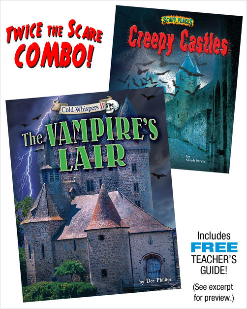 Cover: The Vampire's Lair/Creepy Castles Combo