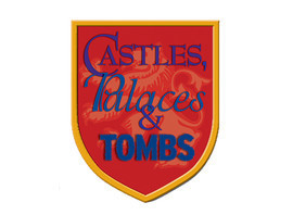 Cover: Castles, Palaces & Tombs