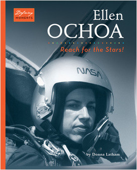Cover: Ellen Ochoa: Reach for the Stars!