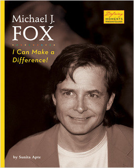 Cover: Michael J. Fox: I Can Make a Difference!
